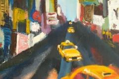 Yellow caps - Gule taxi'er i New York