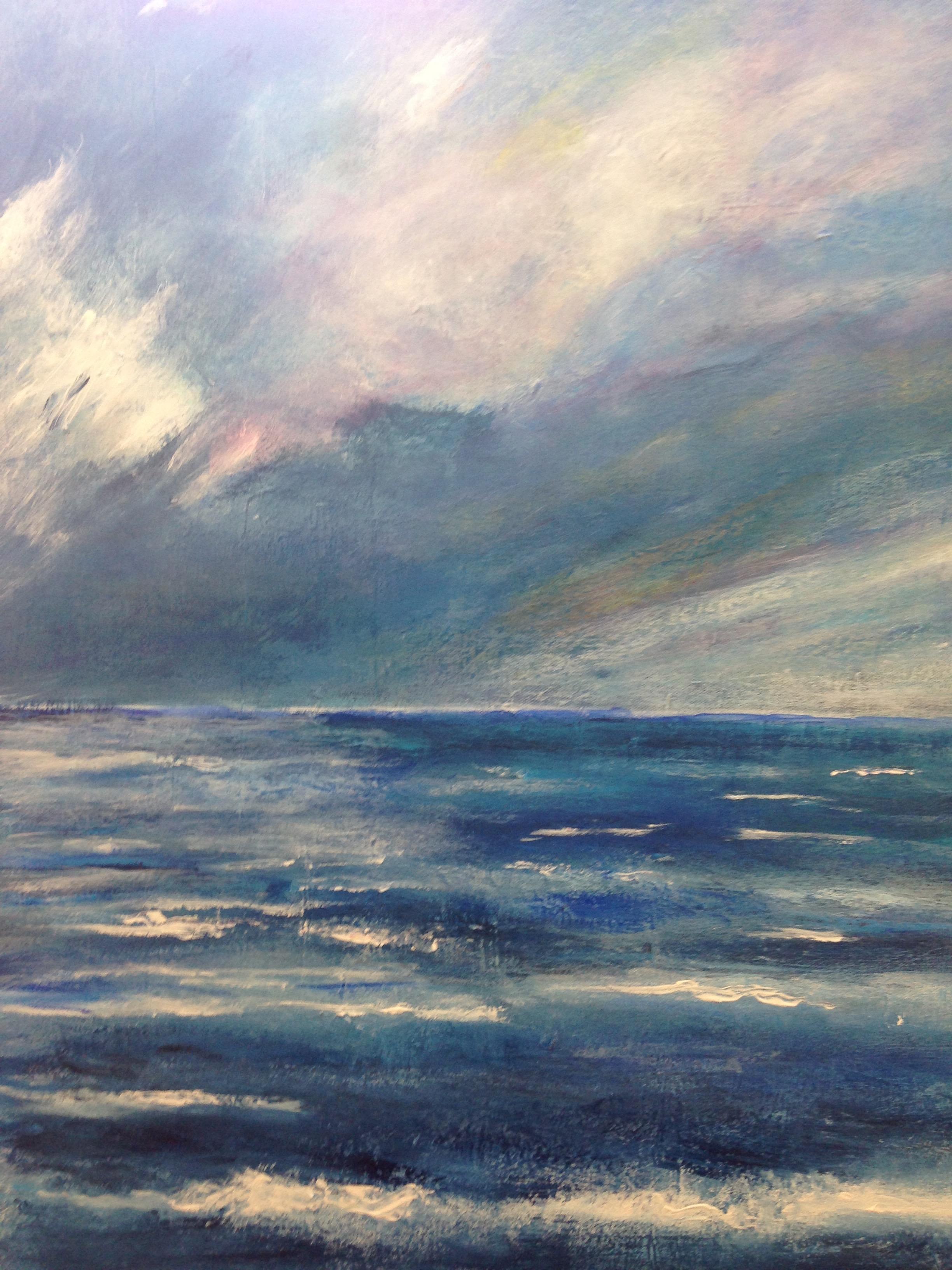 Udsigt over havet
